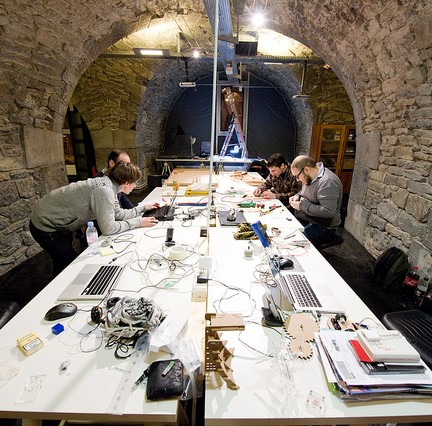 La Casemate FabLab Grenoble - photo
