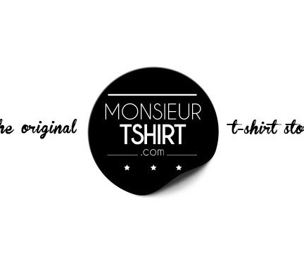 Monsieur Tee-Shirt - logo
