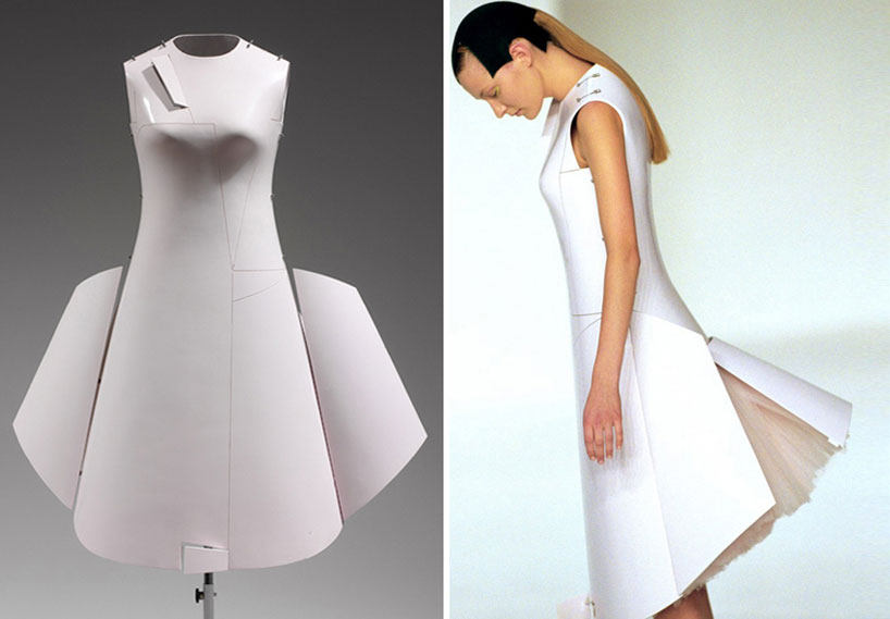 Airplane dress Chalayan
