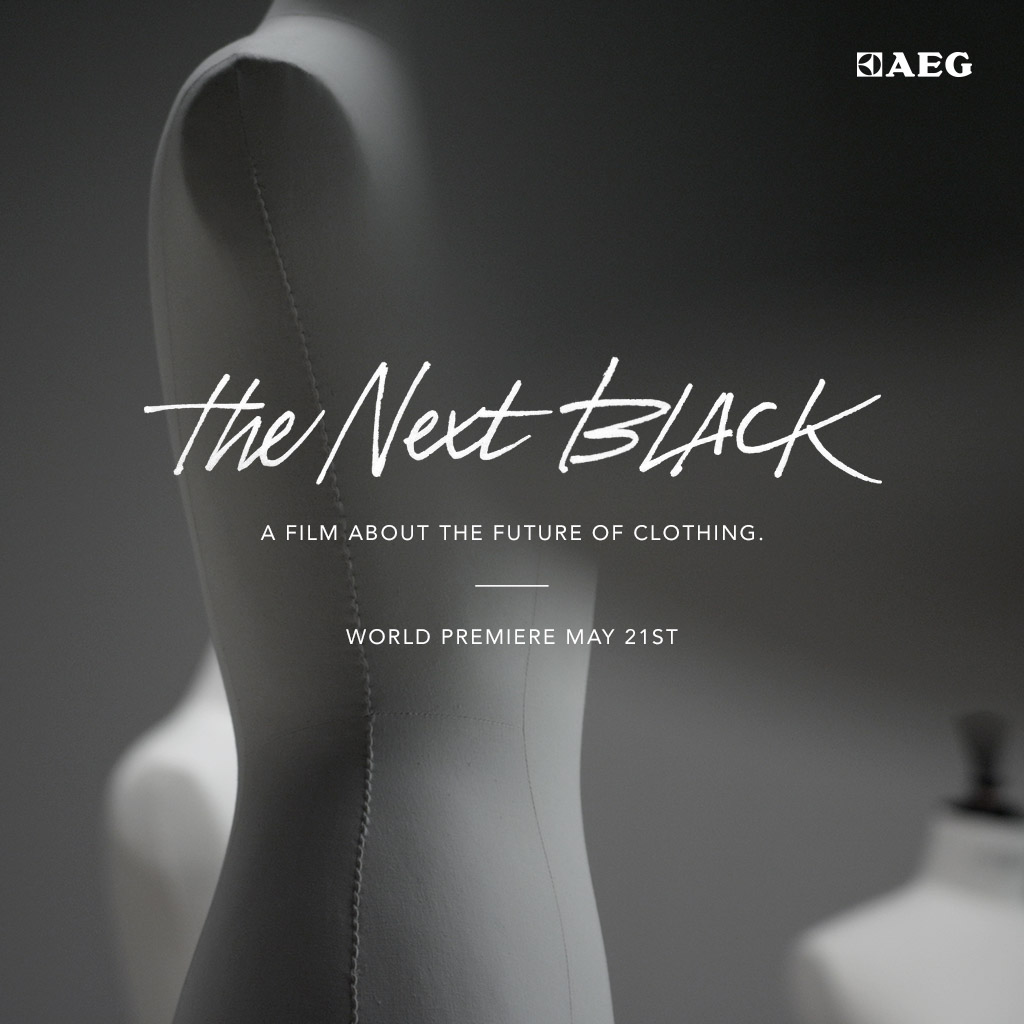 The Next Black : The Future of Clothing