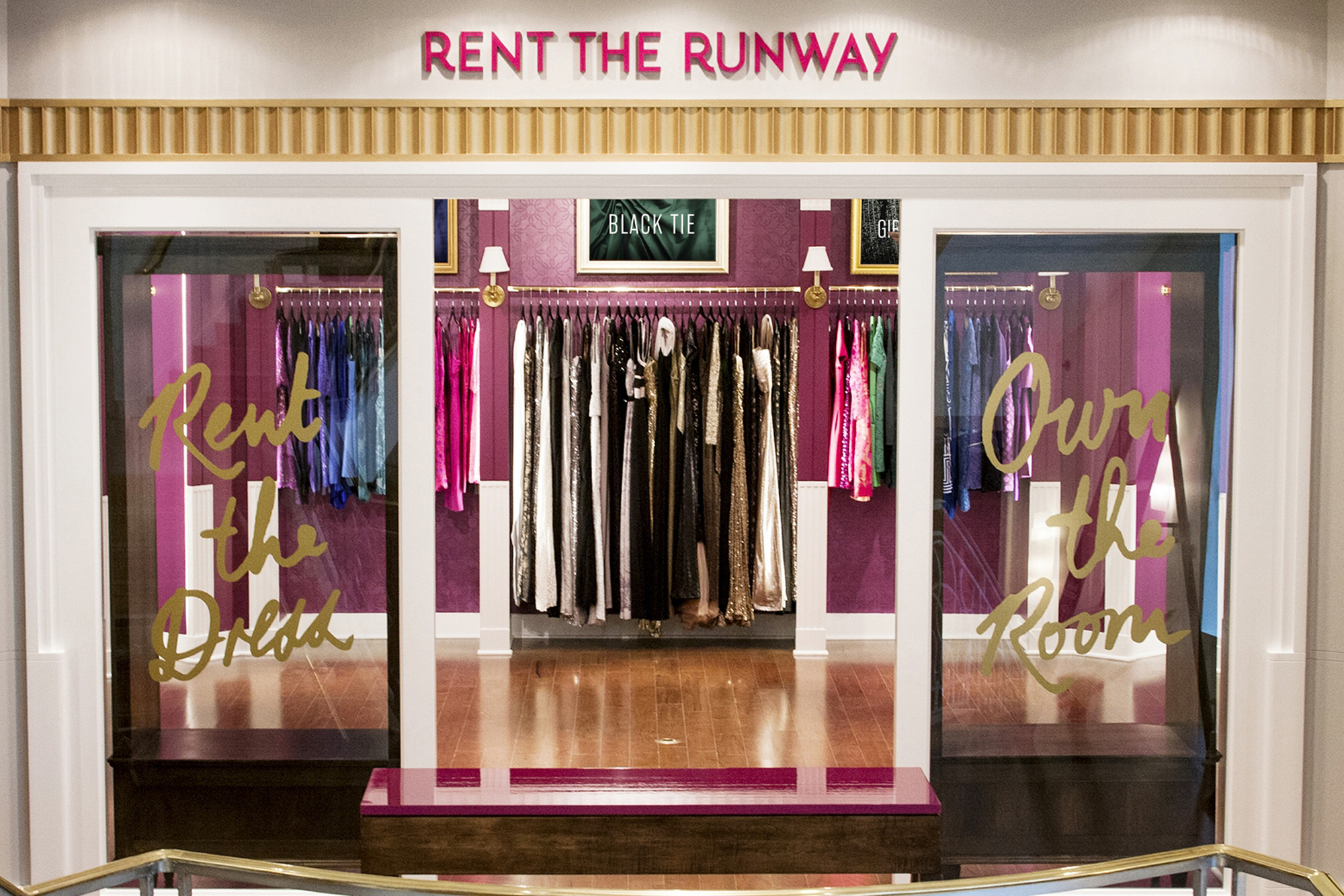 Rent the Runway, un exemple à suivre !