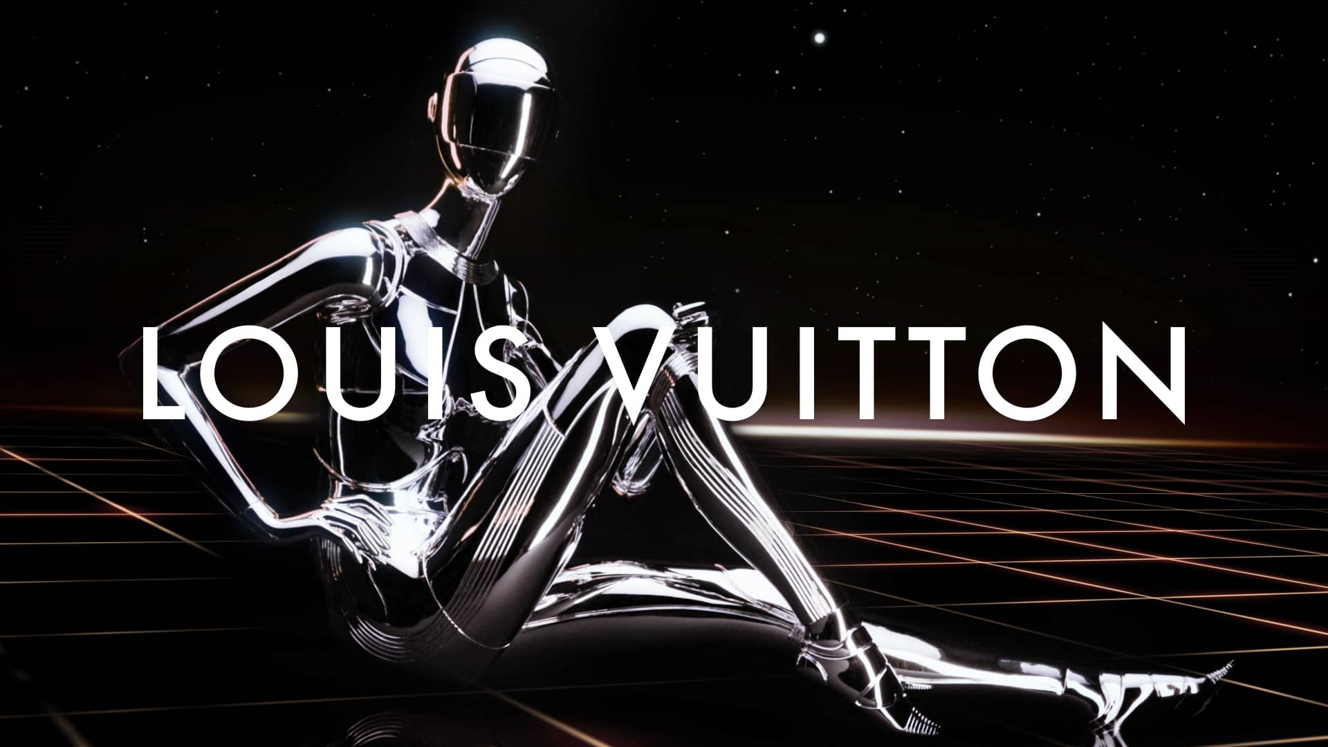 """Space Travel of the Digital Girl"" Louis Vuitton campagne printemps été 2016"