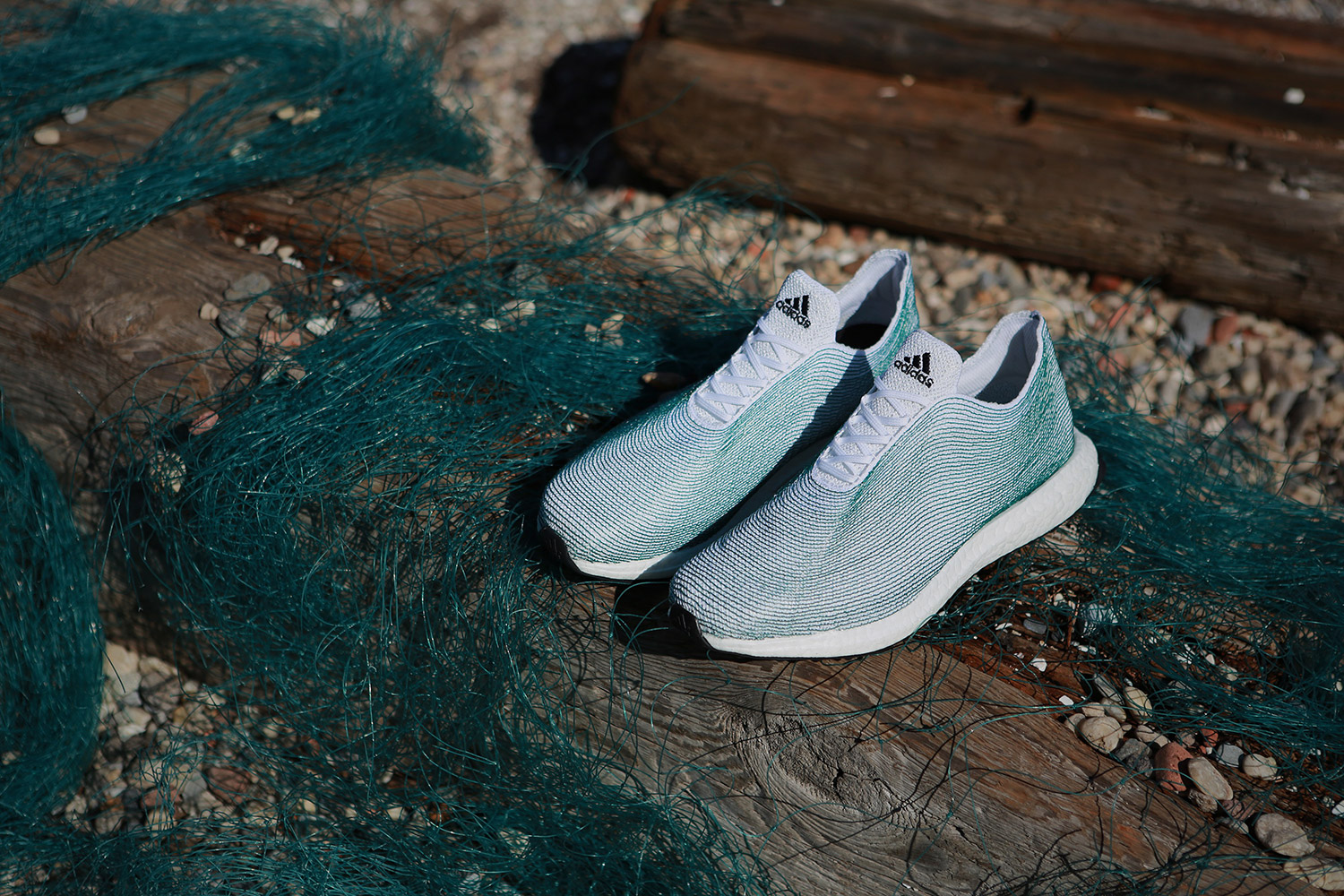 Adidas x Parley for the Ocean