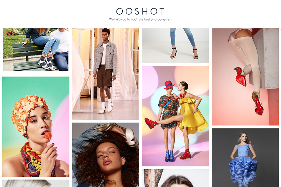Ooshot : la photo au service de la mode
